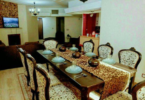 اجاره روزانه منزل مبله در یاسوج _شهرک جهاد